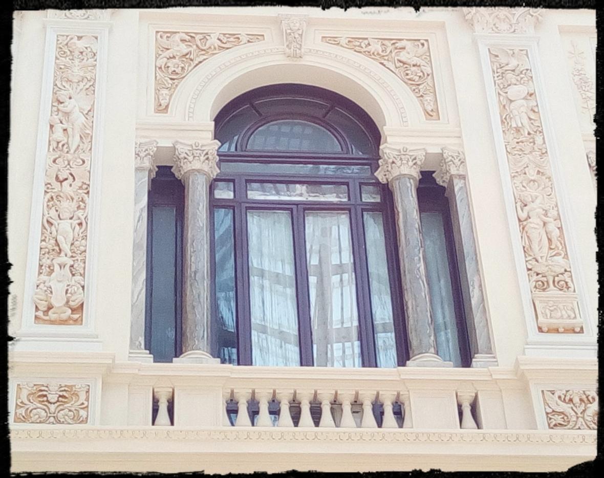 Umberto I Gallery, detail