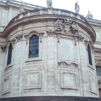 Rome - Santa Maria Maggiore (outside)