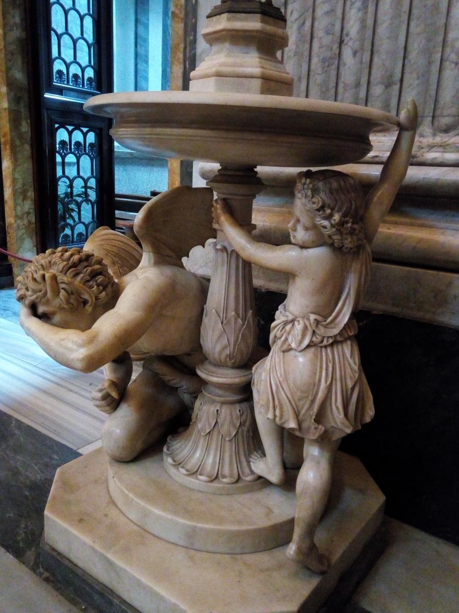 Rome - Saint Paul (sculptures)