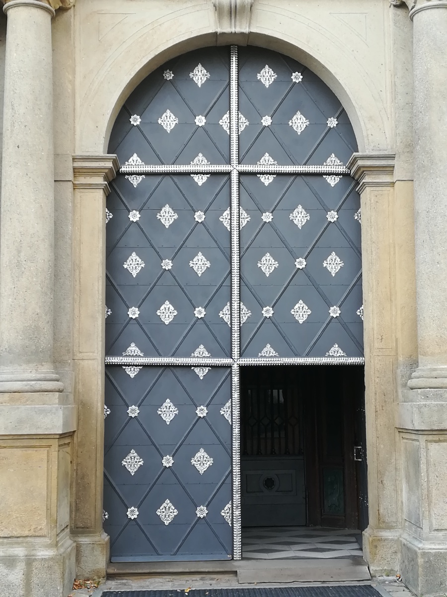 Doors of Prague