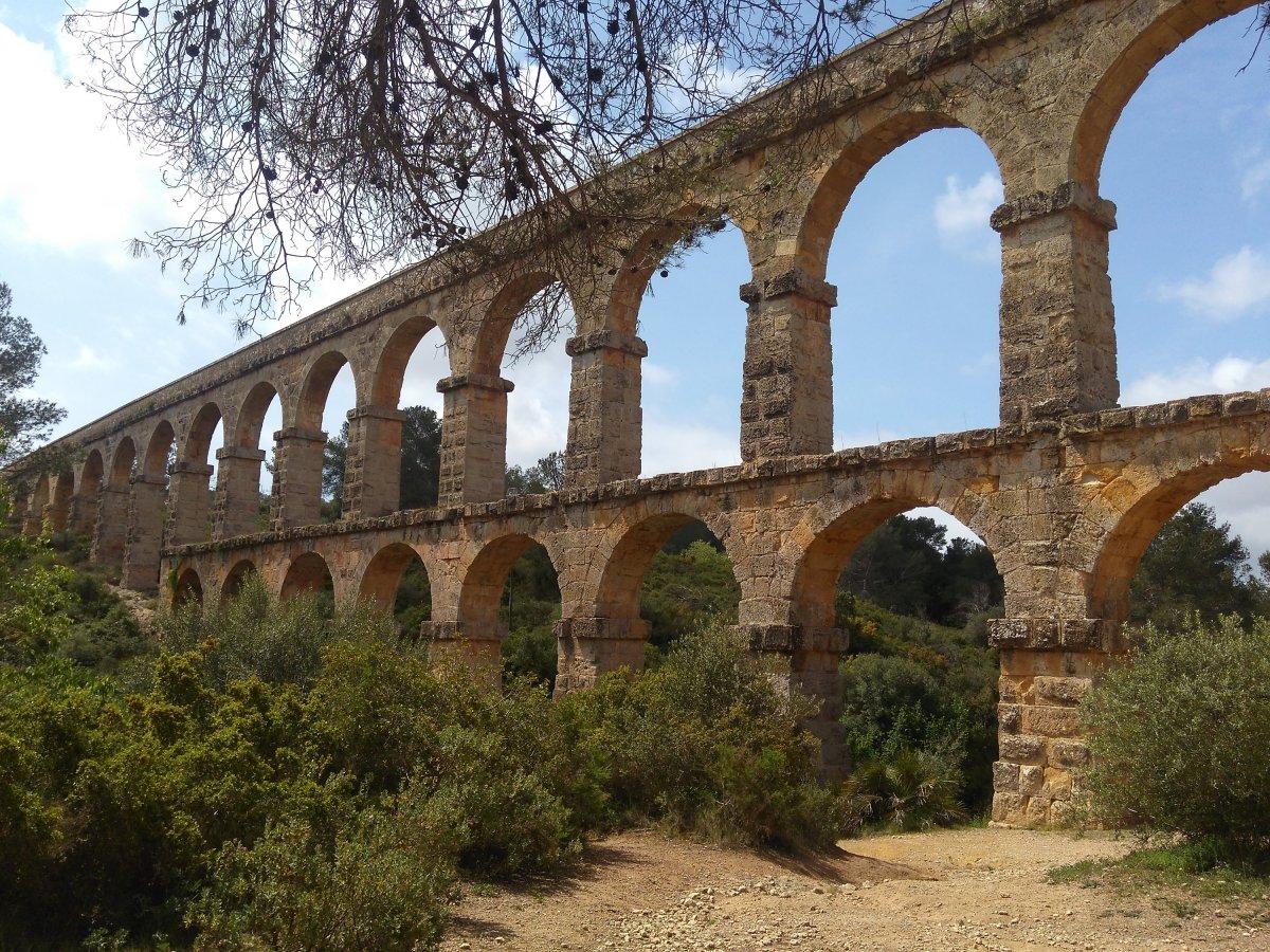 Tarragona - Devil's Bridge