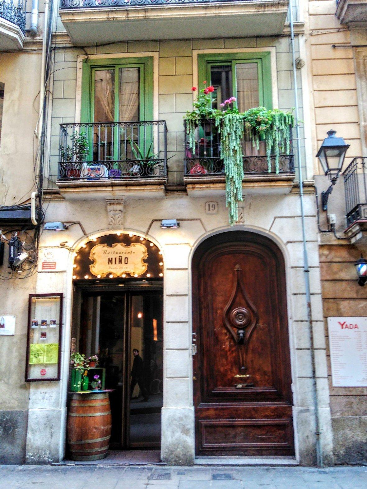 Barcelona - Carrer del Carme