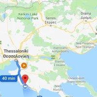 Nea Kallikrateia Coast (Part 1)