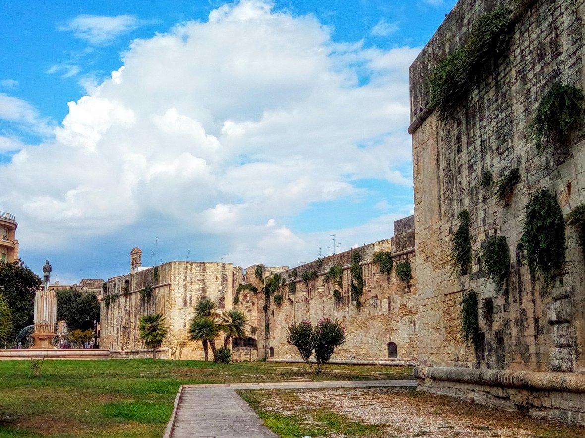 Charles V Castle