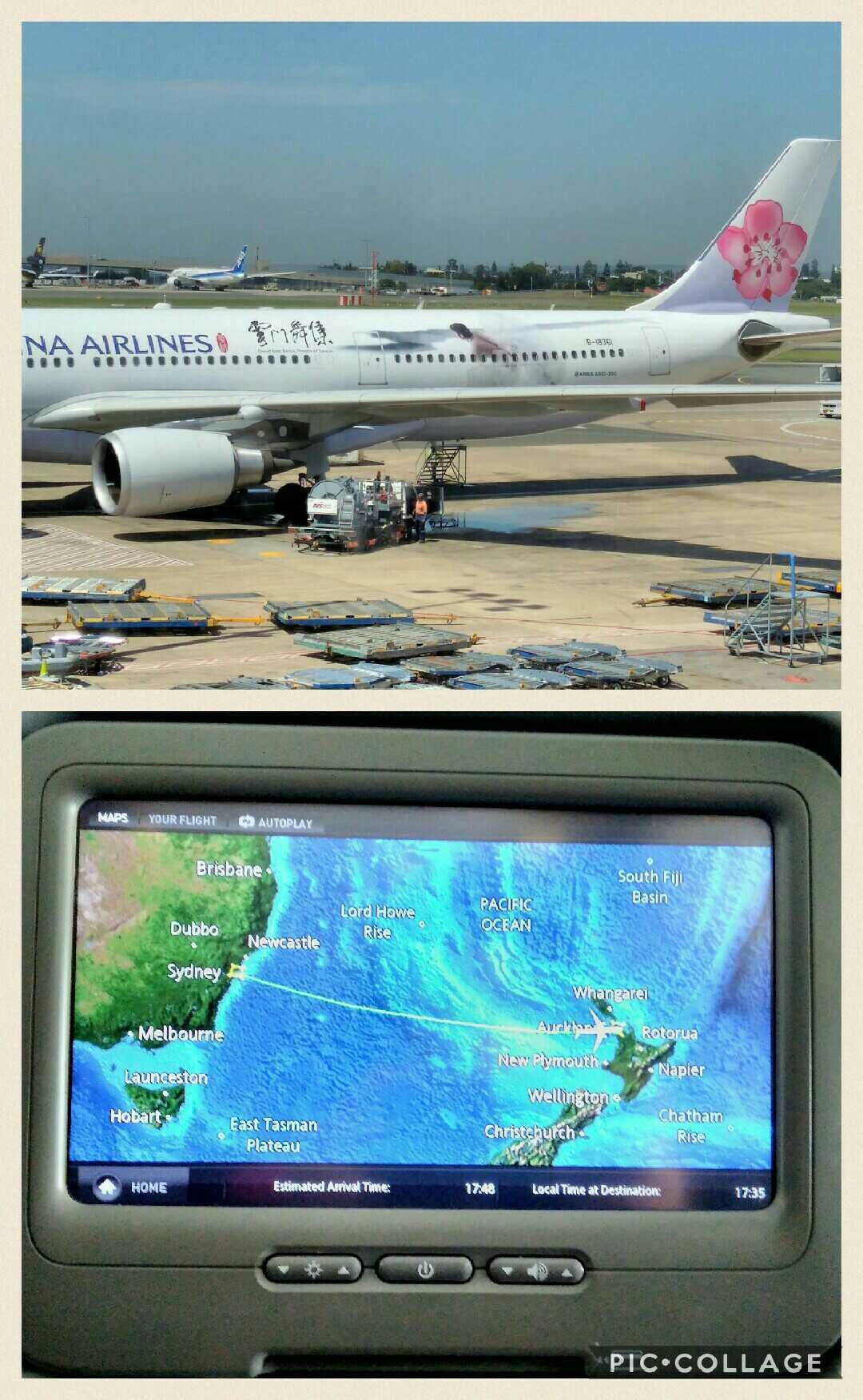 China Airlines - Sydney
