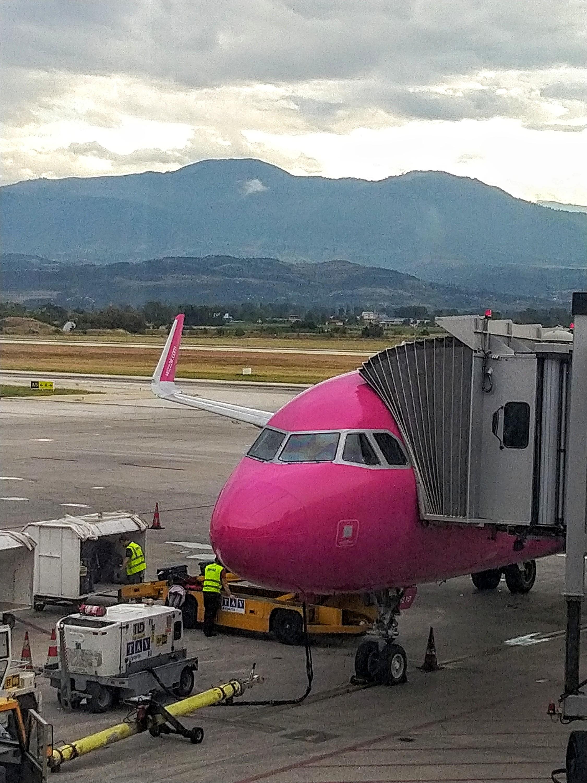 Wizz Air - Skopje