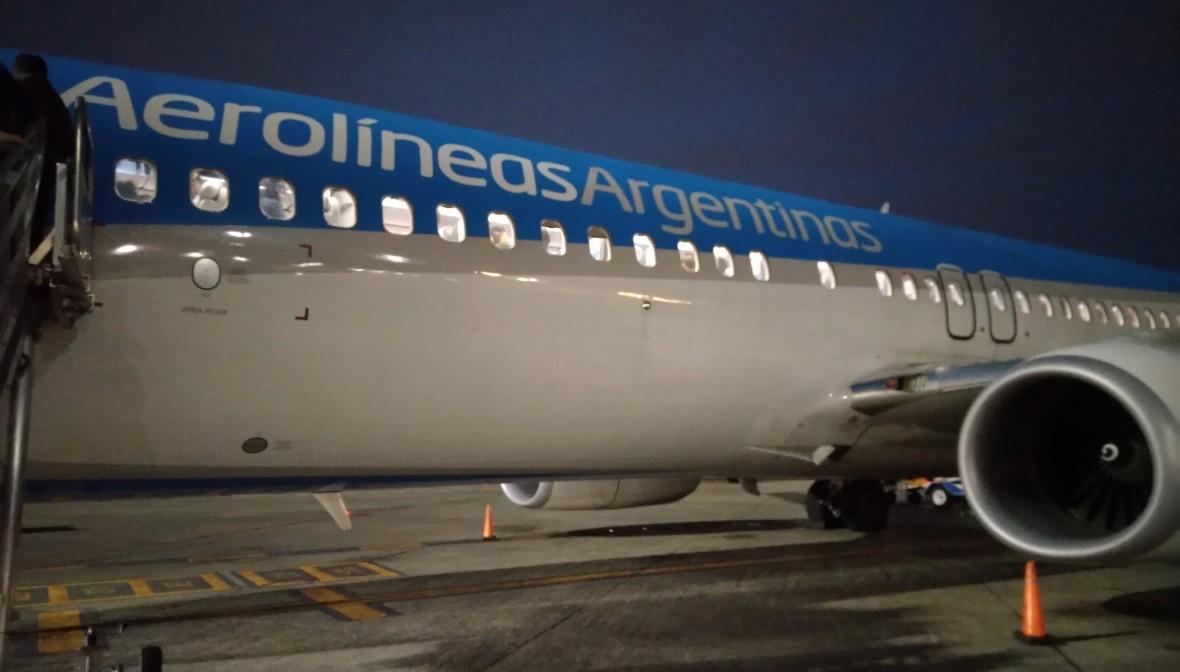 Aerolíneas Argentinas - Buenos Aires