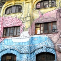 Rome  - Street Art in Ostiense District (Part 2)