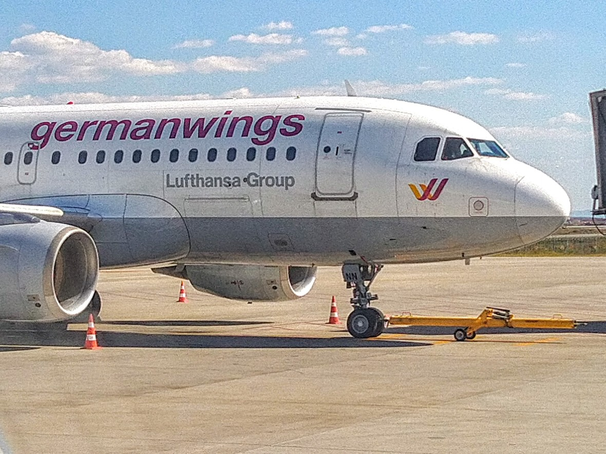 Germanwings - Pristina